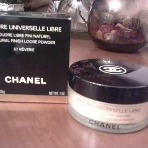 Chanel Poudre Universelle libre natural finish loose powder 57 Reverie