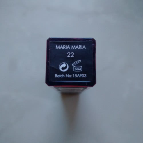 Sleek Lip Gloss 22 Maria Maria