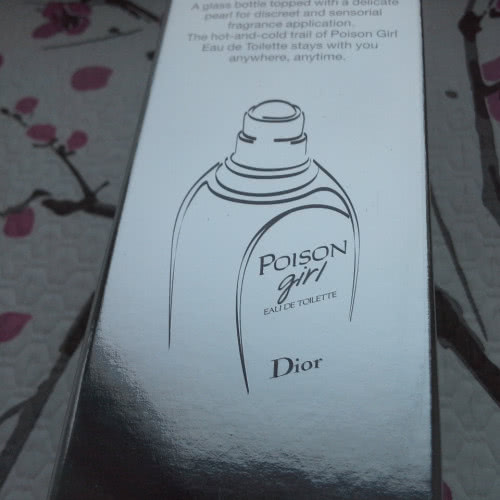 Poison girl roller edt 20ml