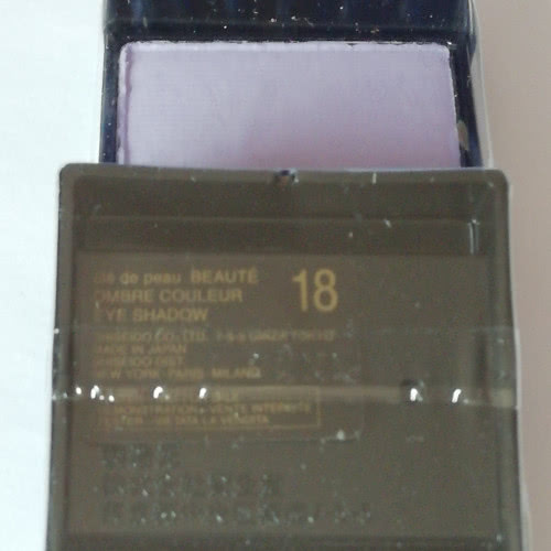 Тени Cle de Peau Beaute ombre couleur eye shadow№18  моно
