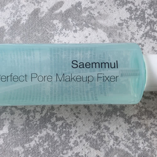Фиксатор макияжа THE SAEM Perfect Pore Makeup Fixer