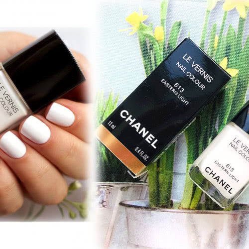 Лак CHANEL 613 Eastern Light в коробке