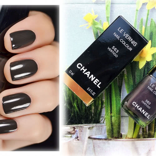 Лак CHANEL 563 Vertigo в коробке