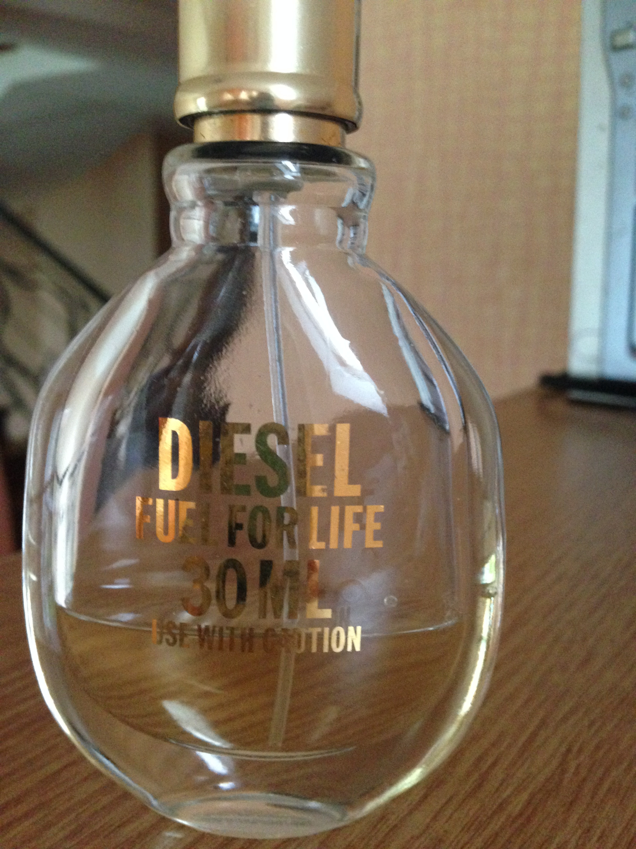 Disel Fuel for life for women