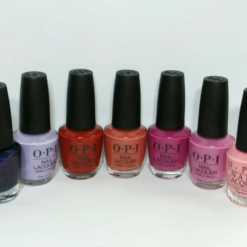 OPI Collection Лак для ногтей