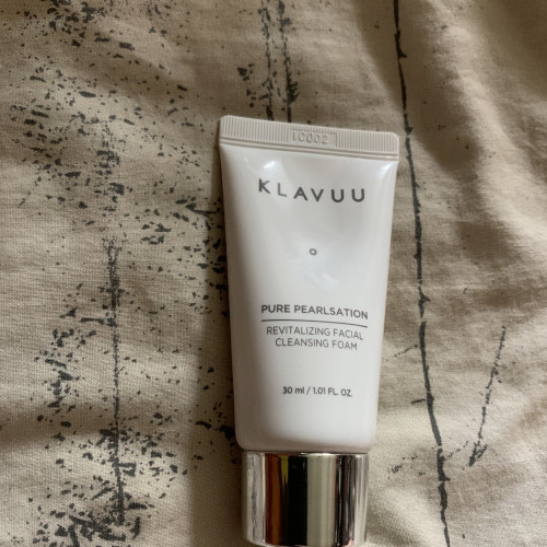 Klavuu, Revitalizing Facial Cleansing Foam, 30ml