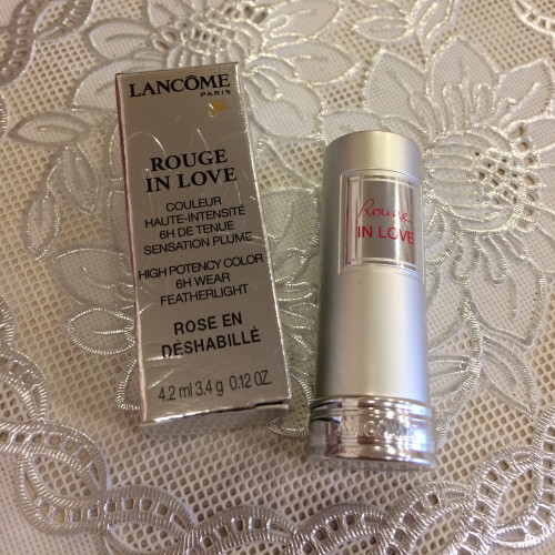 Новая Lancome Rouge in Love Губная помада -240M