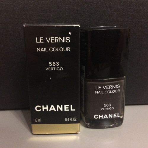 Лак Chanel  563 Vertigo