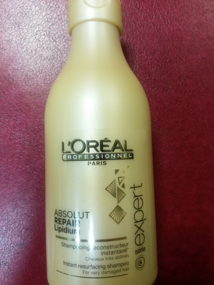 Шампунь L'Oreal Professionel Absolut Repair