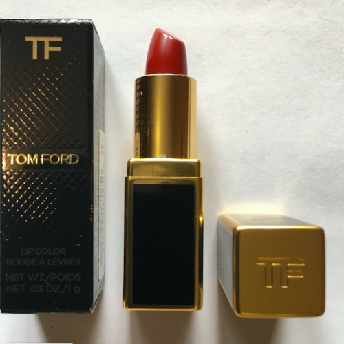 16 Scarlet Rouge Tom Ford Lip Color