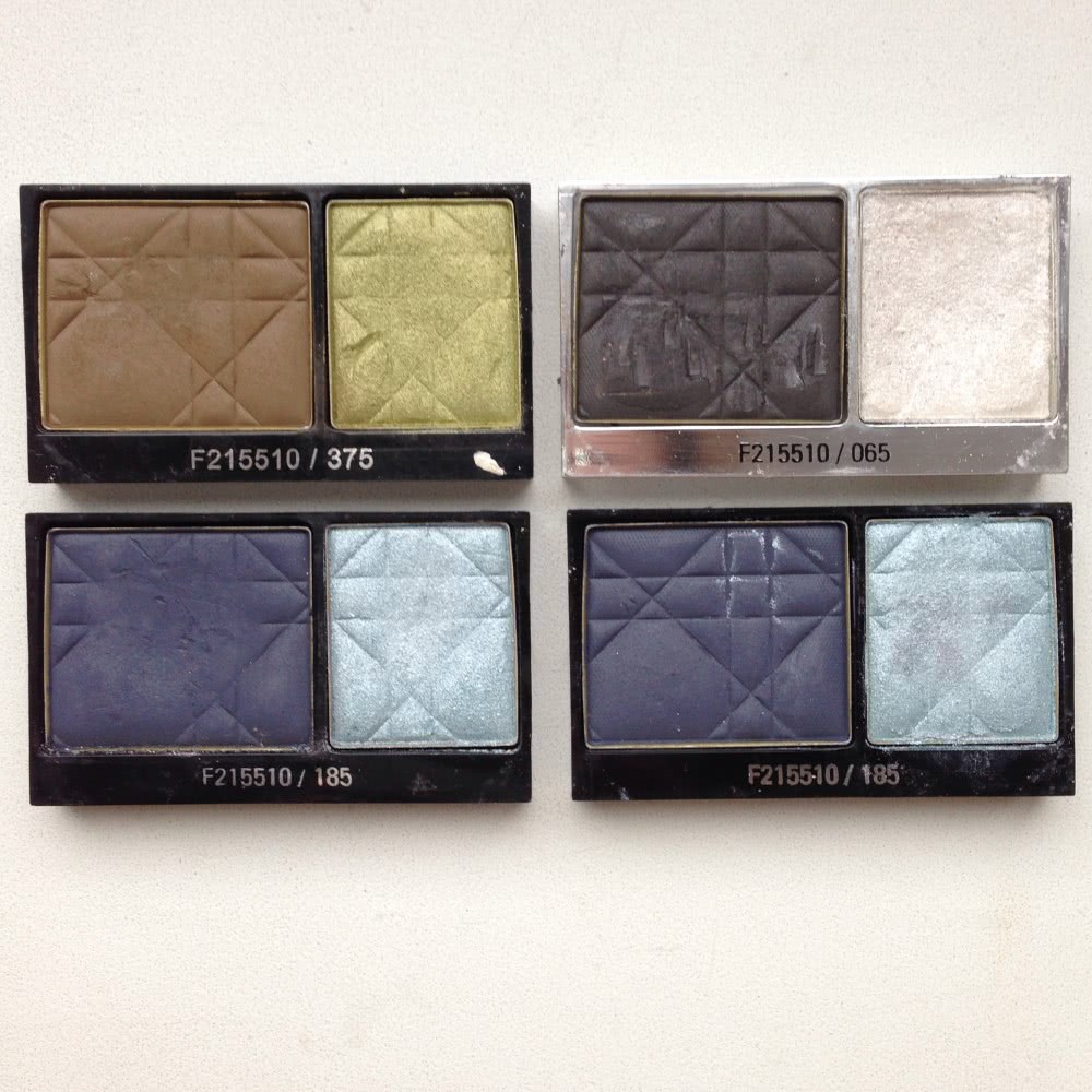 DIOR:  2 Couleurs Powder Duo Eyeshadow