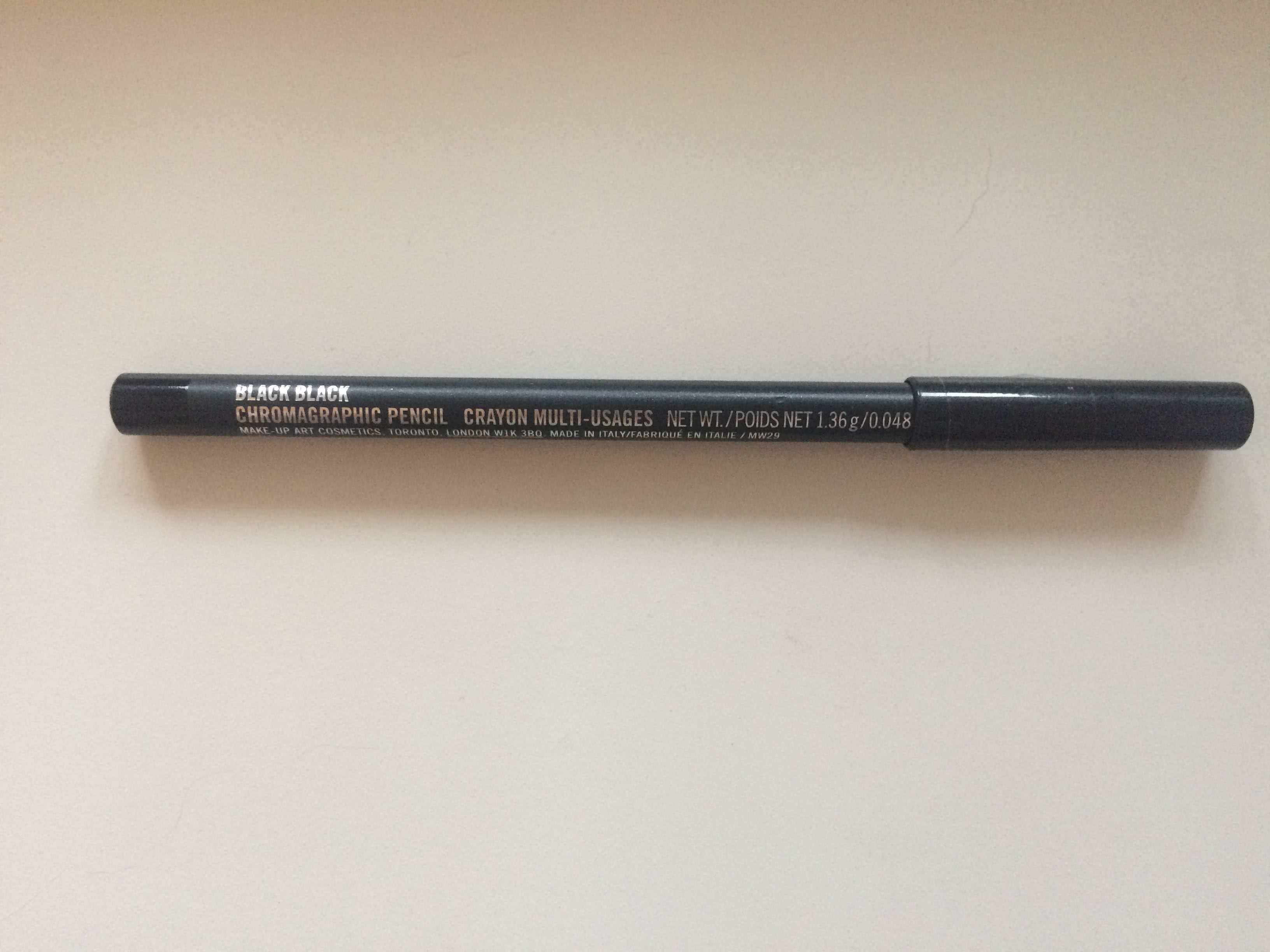 Mac eyepencil Black Black