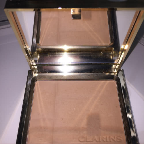 Clarins Ever matte 02 transparent medium