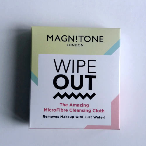 Magnitone Wipeout Microfibre Cleansing Cloth