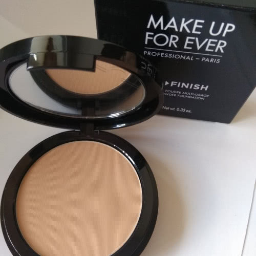 Распродажа !!! Пудра Make up for ever тон 140 Neutral honey