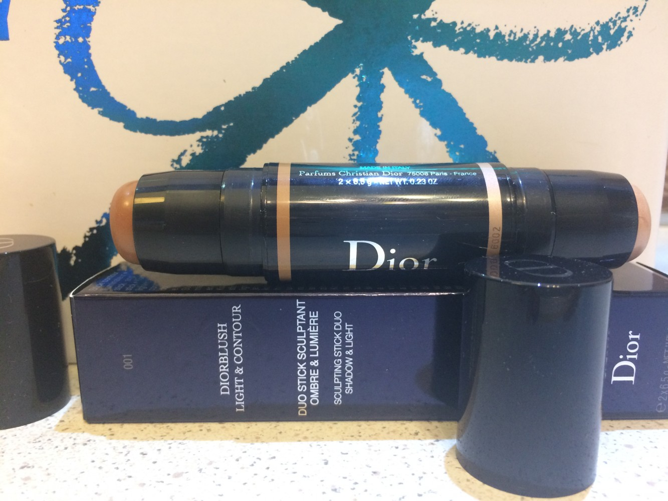 Dior Diorblush Light & Contour №001