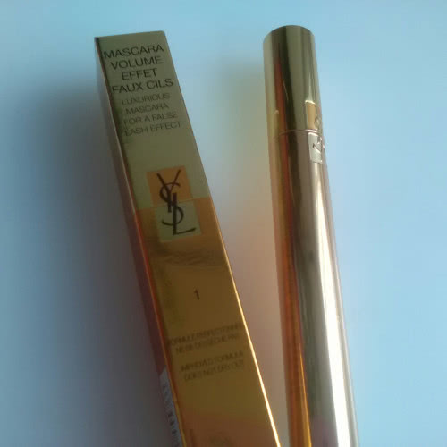 YSL Mascara Volume Effect Faux Cils Тушь для ресниц.
