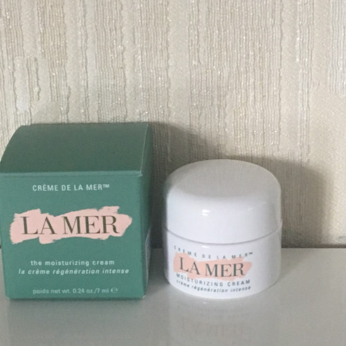 Миниатюра La Mer Moisturizing cream 7ml.