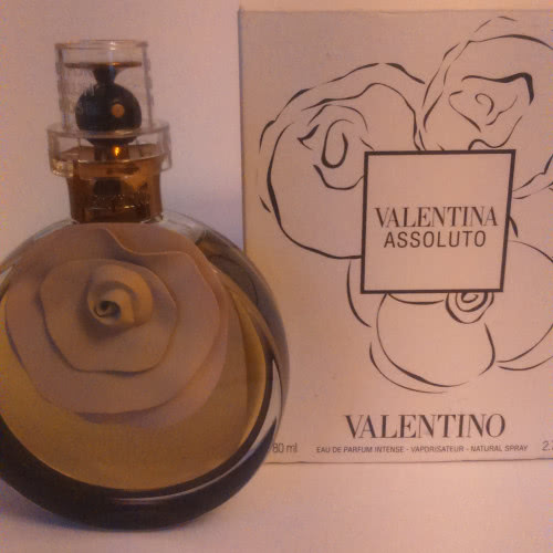 Valentina Assoluto (2012)  by Valentino  EDP INTENSE 80ml