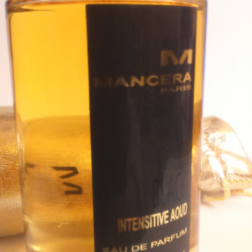 Voyage en Arabie : Black Intensive Aoud (2008)  by Mancera  Унисекс 120 ml
