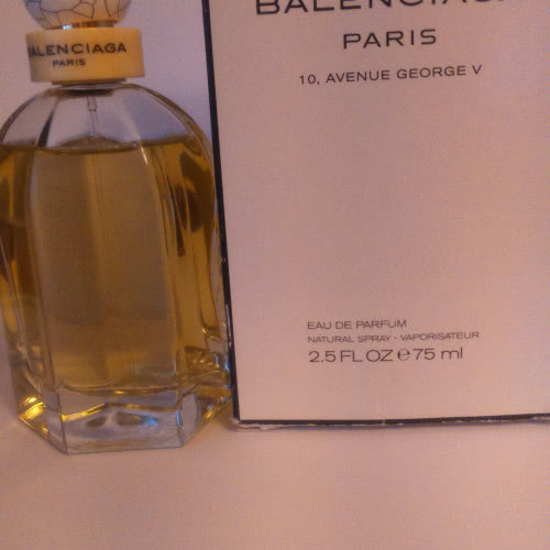 Balenciaga Paris (2010)  by Balenciaga  EDP 75ml