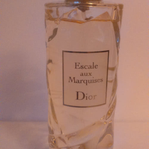 Escale aux Marquises (2010)  by Christian Dior EDT 125ml