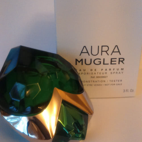 Aura (2017)  by Thierry Mugler  EDP 90ml