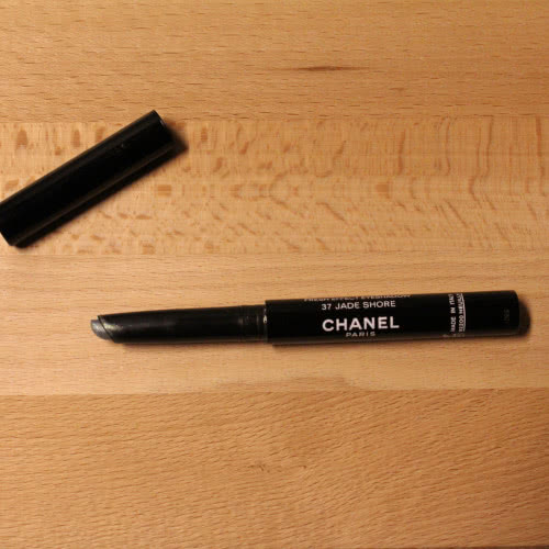 Chanel stylo eyeshadow 37 jade shore