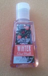 Bath & Body Works WINTER CITRUS 29 мл Новый!